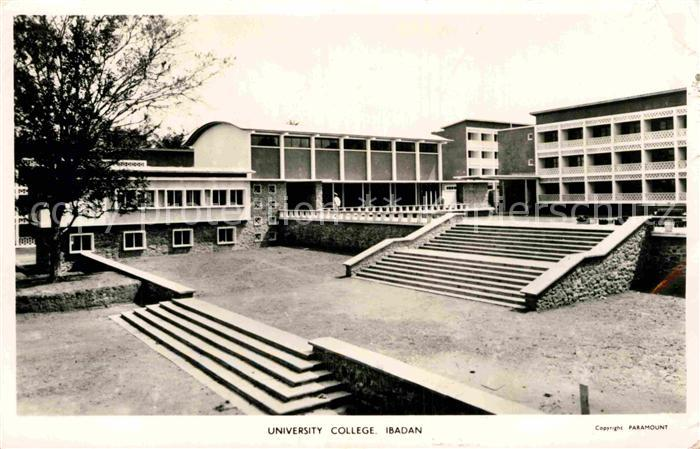 AK / Ansichtskarte Ibadan University College Kat. Ibadan