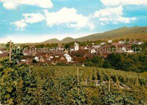 AK / Ansichtskarte Britzingen Weinort Markgraeflerland Kat. Muellheim