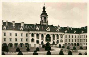 AK / Ansichtskarte St Florian Stift Stiegenhaus mit Blaeserturm Kat. Oesterreich