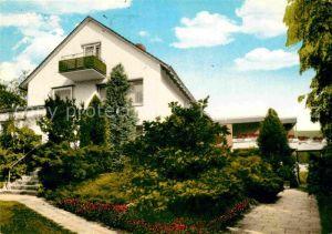 AK / Ansichtskarte Alfeld Leine Pensions und Gaestehaus Zur Eule Kat. Alfeld (Leine)