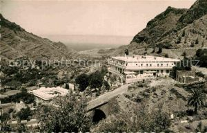 AK / Ansichtskarte Agaete Gran Canaria Valle y Hotel Guayarmina