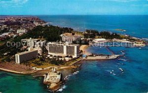 AK / Ansichtskarte Puerto Rico Fort Geronimo Caribe Hilton Hotel Fliegeraufnahme Kat. Puerto Rico