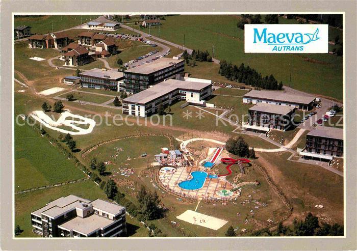 AK / Ansichtskarte Autrans Village de Vacances Maeva Fliegeraufnahme Kat. Autrans