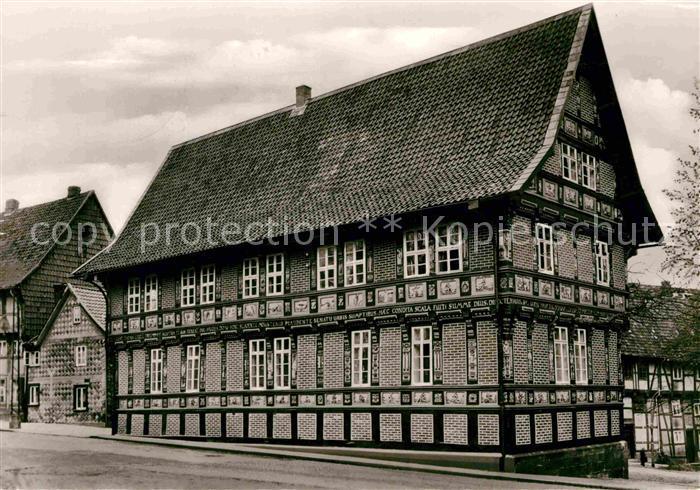 AK / Ansichtskarte Alfeld Leine Heimatmuseum  Kat. Alfeld (Leine)