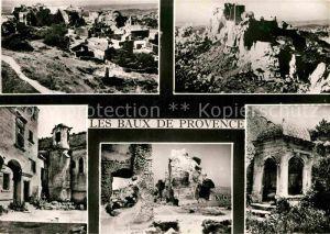 AK / Ansichtskarte Provence Region Ruine Pavillon Reine Jeanne Kat. Aix en Provence