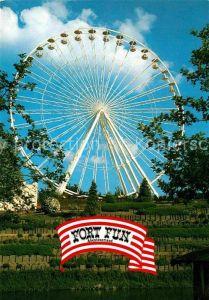 AK / Ansichtskarte Bestwig Fort Fun Abenteuerland Riesenrad Kat. Bestwig