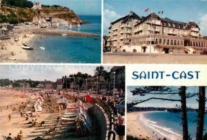 AK / Ansichtskarte Saint Cast le Guildo Son port ses plages et ses hotels Kat. Saint Cast le Guildo