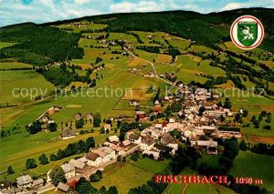 AK / Ansichtskarte Fischbach Steiermark Fliegeraufnahme  Kat. Fischbach