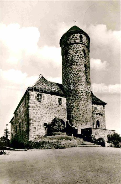 AK / Ansichtskarte Witzenhausen Jugendburg Ludwigstein Kat. Witzenhausen