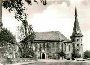 AK / Ansichtskarte Wilster Sonninkirche Kat. Wilster