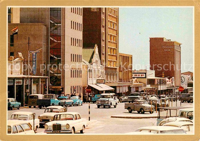 AK / Ansichtskarte Windhoek Kaiserstrasse  Kat. Windhoek