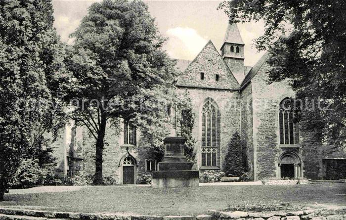 AK / Ansichtskarte Enger Wittekindskirche Kat. Enger