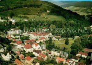 AK / Ansichtskarte Bad Salzschlirf Panorama Kat. Bad Salzschlirf