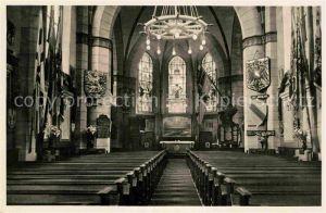 AK / Ansichtskarte Wilhelmshaven Inneres der Maria Gedaechtnis Kirche Kat. Wilhelmshaven