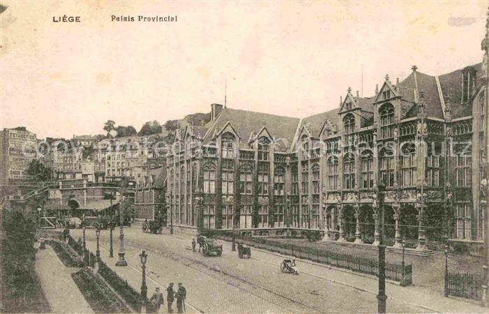 AK / Ansichtskarte Liege Le Palais Provincial Kat. Le Liege