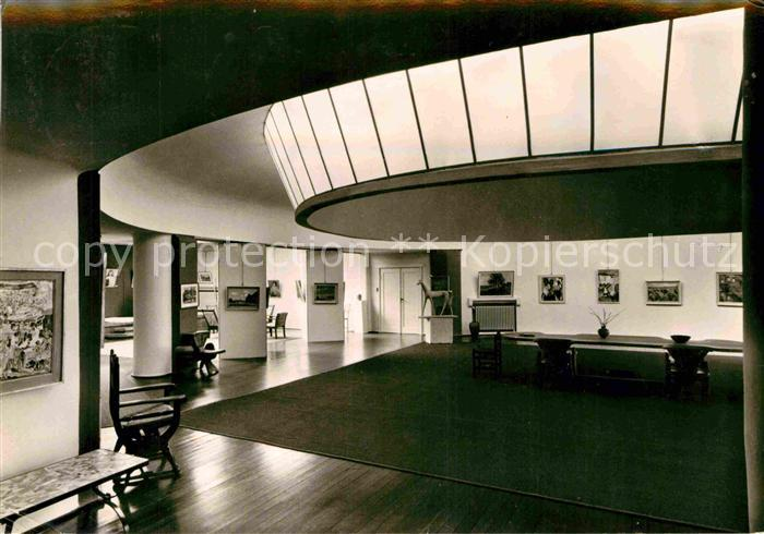 AK / Ansichtskarte Worpswede Kunstschau Gemaeldeausstellung Kat. Worpswede