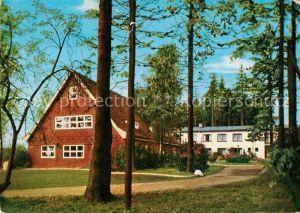AK / Ansichtskarte Eckel Jugendheim Eckel Kat. Rosengarten