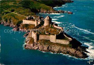 AK / Ansichtskarte Plevenon Fort La Latte Chateau du XVe siecle vue aerienne Kat. Plevenon