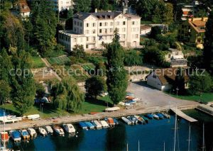 AK / Ansichtskarte La Tour de Peilz Seeufer Hafen Maison de Sejour Kat. La Tour de Peilz
