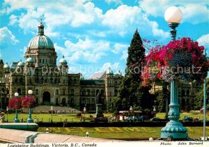AK / Ansichtskarte Victoria British Columbia Legislative Buildings  Kat. Victoria