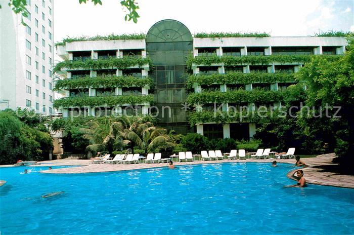 AK / Ansichtskarte Guangzhou White Swan Hotel Pool Kat. Guangzhou