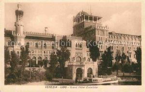 AK / Ansichtskarte Venezia Lido Grand Hotel Excelsior