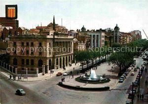 AK / Ansichtskarte Tarragona Avenida Generalismo Kat. Costa Dorada Spanien