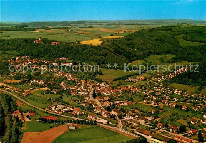 AK / Ansichtskarte Stuehlingen an der deutsch schweizerischen Grenze Fliegeraufnahme Kat. Stuehlingen
