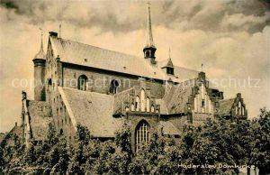 AK / Ansichtskarte Haderslev Hadersleben Domkirke Kirche Kat. Haderslev