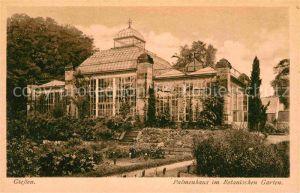 AK / Ansichtskarte Giessen Lahn Botanischer Garten Palmenhaus Kat. Giessen