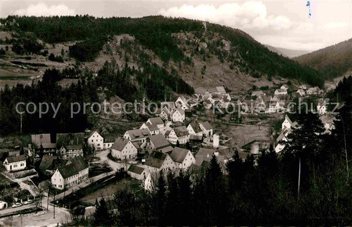 AK / Ansichtskarte Hirschbach Oberpfalz  Kat. Hirschbach