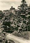 AK / Ansichtskarte Jested Hausberg von Liberec Berghotel Kat. Jeschken