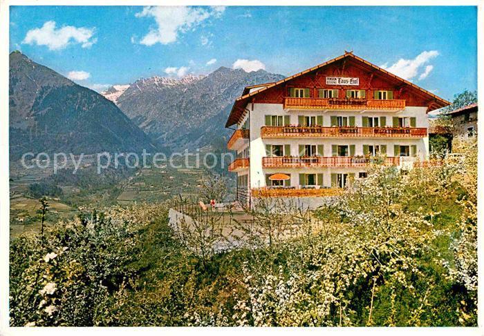 AK / Ansichtskarte Schenna Meran Pension Taushof  Kat. Italien