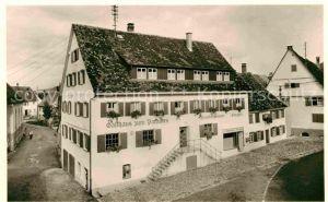 AK / Ansichtskarte Riedlingen Donau Gasthaus zum Paradies  Kat. Riedlingen