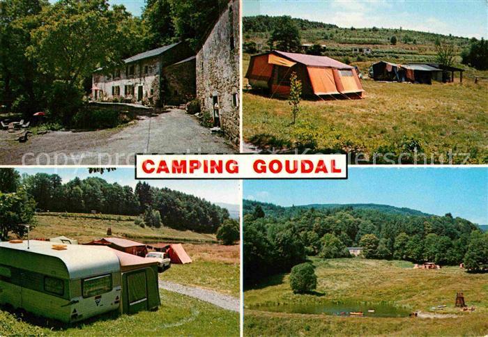 AK / Ansichtskarte La Salvetat sur Agout Camping Goudal  Kat. La Salvetat sur Agout