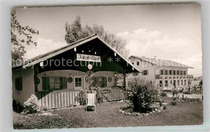 AK / Ansichtskarte Osterreinen Forggensee Nebenhaus Gasthof Pension Sonnenhof am See Jakobs Ruah Kat. Rieden am Forggensee