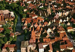 AK / Ansichtskarte Warendorf Fliegeraufnahme Kat. Warendorf