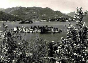 AK / Ansichtskarte Isola Bella Isola Madre Verbania Pallanza Kat. Lago Maggiore
