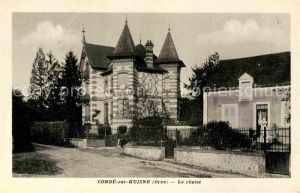 AK / Ansichtskarte Conde sur Huisne Chalet Kat. Conde sur Huisne