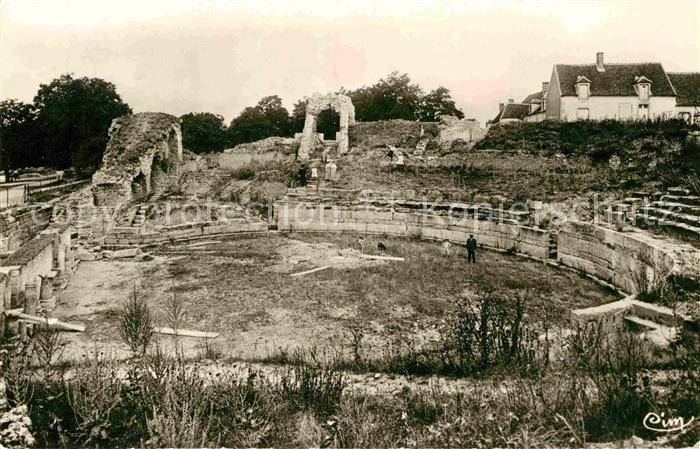 AK / Ansichtskarte Saint Amand Montrond Les Ruines Gallo Romaines de Drevant Kat. Saint Amand Montrond