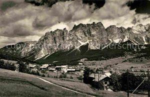 AK / Ansichtskarte Cortina d Ampezzo Il Pomagagnon Dolomiti Dolomiten Kat. Cortina d Ampezzo