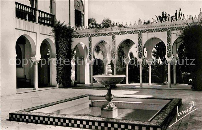 AK / Ansichtskarte Alger Algerien Palais d ete du Gouverneur General