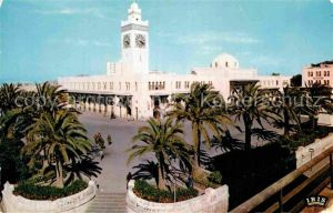 AK / Ansichtskarte Oran Algerie La Gare Kat. Oran