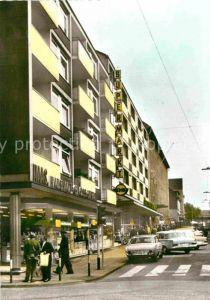 AK / Ansichtskarte Opladen Bahnhofstrasse  Kat. Leverkusen