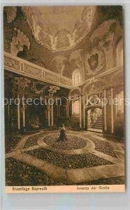AK / Ansichtskarte Bayreuth Eremitage Grotte innen Kat. Bayreuth