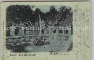 AK / Ansichtskarte Bayreuth Eremitage Untere Gotte Kat. Bayreuth