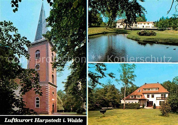 AK / Ansichtskarte Harpstedt Kirche  Kat. Harpstedt