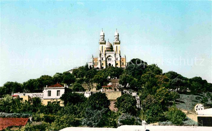 AK / Ansichtskarte Bone Basilique d Hippone Kat. Algerien