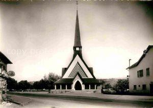 AK / Ansichtskarte Vongy Eglise de Notre Dame du Leman