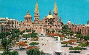 AK / Ansichtskarte Guadalajara Catedral Kat. Guadalajara
